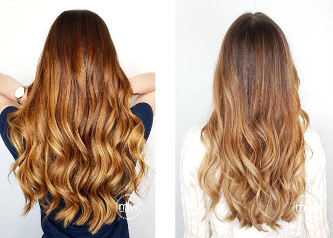 Balayage update 2018 marie luise weber for Marie luise weber