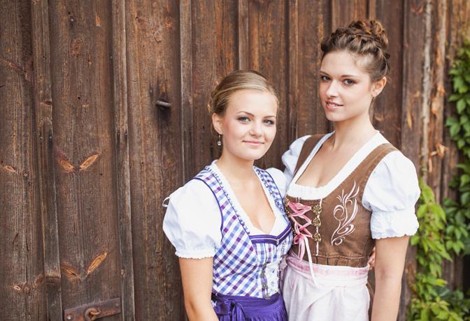 Oktoberfest frisuren marie luise weber for Marie luise weber
