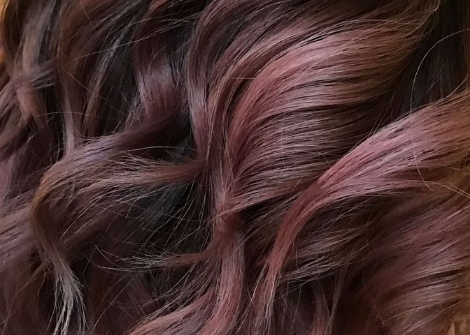 Trend Haarfarbe Herbst 2016 Chocolate Mauve Marie Luise Weber